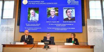 Premio Nobel economía 2021