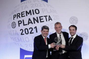 Premio Planeta 2021 Carmen Mola