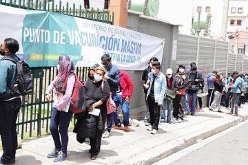 Vacunas La Paz